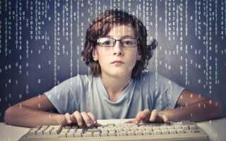 Интернет и дети. Объясняем правила безопасности в сети.
