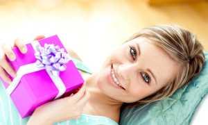 Этикет вручения и получения подарков