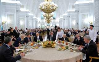 Дипломатический этикет