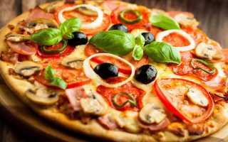 Как правильно кушать пиццу: руками или приборами?
