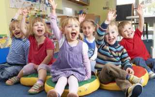 Как вести себя в детском саду? Этикет дошкольника