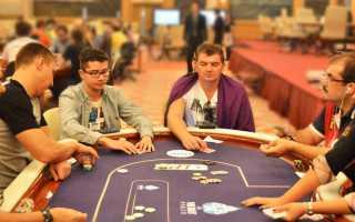 Соблюдать ли правила этикета при игре в покер – результаты опроса