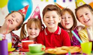 Гостевой этикет для детей