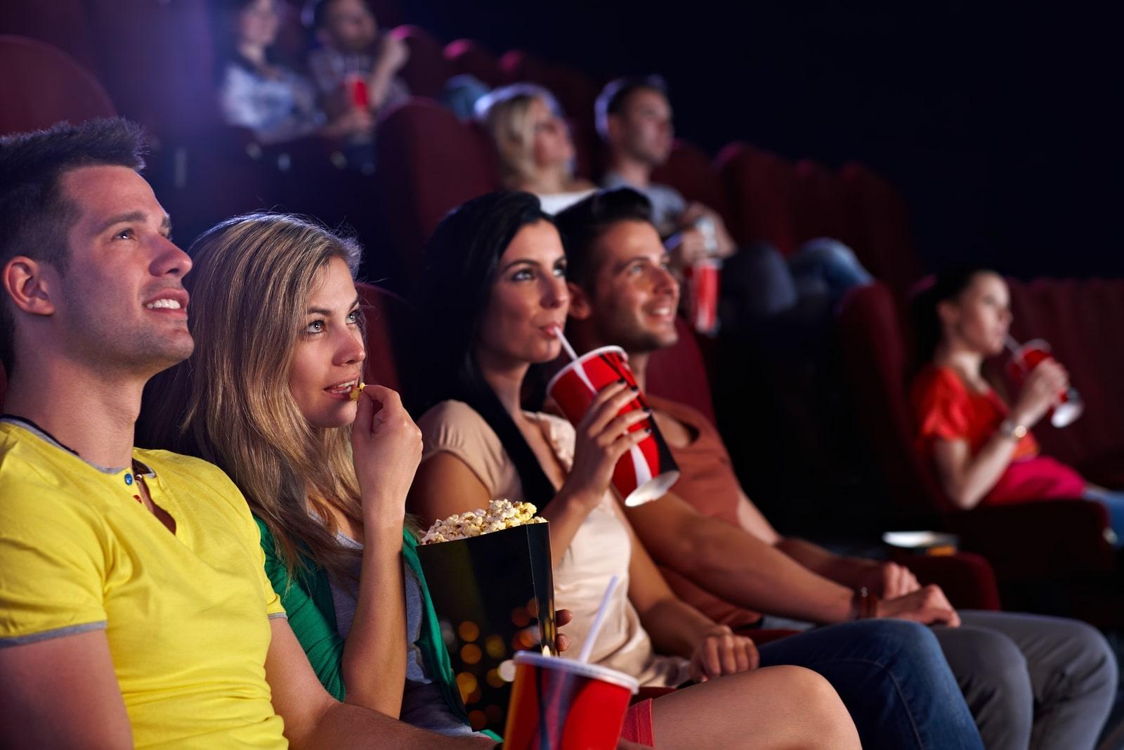 Люди в кино